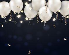 Black friday sale banner white balloons. Premium Vector | Premium Vector #Freepik #vector #banner #birthday #sale #happy-birthday Birthday Greetings, Birthday Wishes, Happy Birthday, Birthday Background, White Balloons, Sale Banner, Black Backgrounds, Black Friday, Freepik Vector