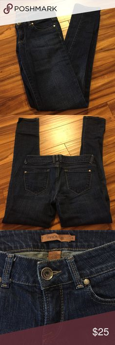 Arden B. Jeans Arden B. Jeans                                                        💟 Dark Blue Denim                                                       💟 Light Weight and Very Comfortable                💟 Great Condition                                                 💟 99% Cotton, 1% Spandex Arden B Jeans Straight Leg