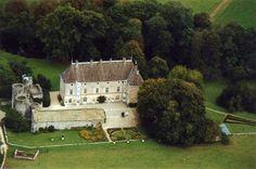 DECOUVERTE du château de Germolles