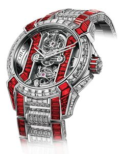 EPIC X TOURBILLON BRACELET | Jacob & Co. | Timepieces | Fine Jewelry | Engagement Rings Stylish Watches, Luxury Watches, Cool Watches, Army Watches, Rolex Watches, Digital Sports Watch, Skeleton Watches, Best Watches For Men, Popular Watches