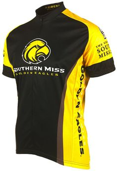 Southern Miss Golden Eagles Cycling Jersey - FREE Shipping - GET it at  http   d73543c9b