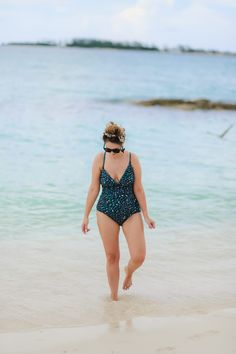 No, I Don't Care What You Think About My Beach Body + My Favorite One-Piece Swimsuits Right Now | Bright on a Budget One Piece Suit, I Don't Care, What You Think, No Me Importa, Swimsuits, Bikinis, Beachbody, One Piece Swimsuit, Thinking Of You