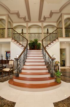 Staircase in Chadds Ford, PA