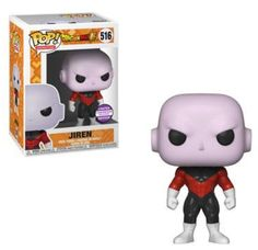 Dragon Ball Super fans have been waiting for a Jiren Pop. and it was worth the wait All Dragon Ball Super fans must have this Pop. in their collection. Dragon Ball Z, Pop Vinyl Figures, Funko Pop Figures, Dbz, Pax South, Animated Dragon, Pop Collection, Pop Dolls, Marvel