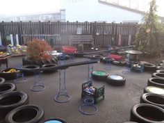 Learning for Life: Outdoor Play Party - A whole new class!
