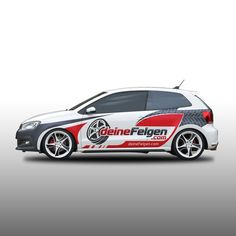 Be creative to design our new companycar! Car, truck or van wrap contest car Volkswagen Polo, Fiat Uno, New Luxury Cars, Van Car, Van Design, Car Wrap, Cars And Motorcycles, Trucks, Wraps