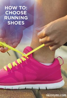Be comfortable in the right shoes with this guide to all things running.