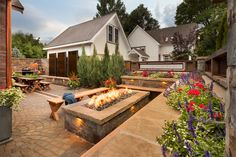 Old Town Oasis 2016 HNA Awards Honorable Mention - Concrete Paver - Residential (size less than 3,000 sf)