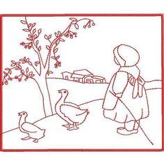 redwork   Aprender manualidades es facilisimo.com