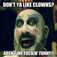 #horror #movies i love rob zombie ... house of 1000 corpses