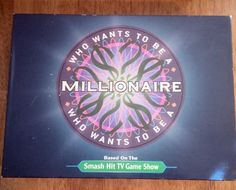 Who Wants to be a Millionaire - #Family & Group Games - Board Games - Traditional Pressman