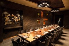 M Restaurants Victoria by Rene Dekker, London – UK » Retail Design Blog