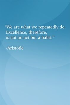 If only exercise was intrinsically habit forming
