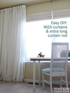 1000 ideas about extra long curtains on pinterest long