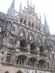 Cathedrals in Munich Germany City Center - Travel Chicks TV