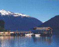 Lago Lacar, San Martín de los Andes, Neuquén,  Argentina