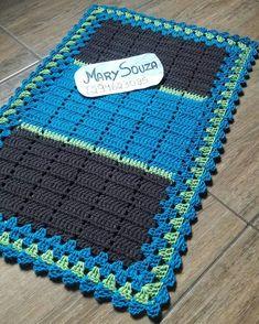 Crochet Filet Star Baby Blanket - Pattern only Shabby Chic Room Decor, Tapetes Diy, Cowboy Crochet, Rag Rug Diy, Crochet Table Mat, Crochet T Shirts, Crotchet Patterns, Crochet Flowers, Colorful Rugs