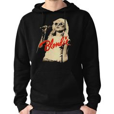 Blondie The Rock Band Hoodie (Pullover) Sexy Pajamas, Band Hoodies, The Rock, Rock Bands, Pullover, Sweaters, Fashion, Moda, Fashion Styles
