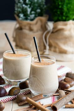 Chestnut Smoothie