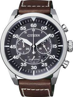 Citizen - Aviator crono ca4213-00e 189€