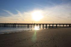 Sunset Coney Island