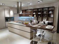 Ella Jade interiors and Veneta Cucine kitchen at 100%design 2012 - Earls Court - London