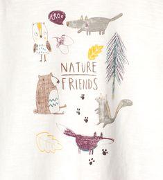 Animal print top-T-shirts-Baby boy | 3 months-4 years-KIDS | ZARA United Kingdom
