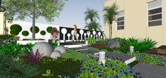 Thiết kế thi công sân vườn nhỏ đẹp http://greenmore.vn/dich-vu/thiet-ke-canh-quan-san-vuon/
