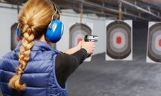Groupon - Shooting-Range Packages for Two at Quickshot Shooting Range (Up to 45% Off). Three Options Available. in Atlanta. Groupon deal price: $30