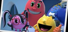 PAC Man and the Ghostly Adventures | Pac-Man and the Ghostly Adventures Brings Pac Back To A Brand New 3D ...