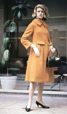 af444077fe3 Martha Stewart in Glamour in 1961. Plain Dress