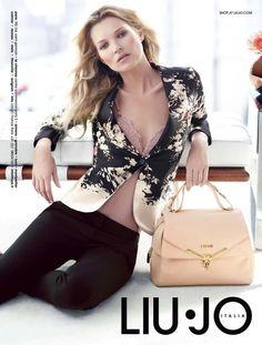 Kate Moss for Liu-Jo F/W 2013 - Campaign
