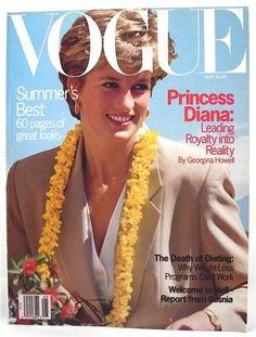 Vogue Magazine May 1993