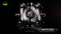 The HM6 from MB&F ©TheWATCHES.tv