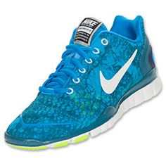 Nike Free TR Fit 2 Print Women's Training Shoes at Finish Line