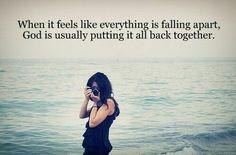 I do believe this.