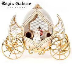 jeweled coaches | Ostrich Fairy Tale Coach Egg | Shop entertainment| Kaboodle
