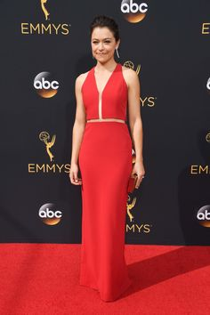 Tatiana Maslany | Todos os looks do Emmy 2016