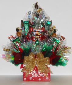 CHRISTMAS 2012  - KANAKA CREEK CANDY BOUQUETS!