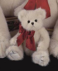 "/""FROSTY/"" Polar Bear Keyring from RASCAL"