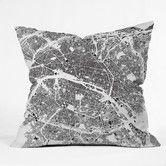 Found it at AllModern - CityFabric Inc Paris Woven Polyester Throw Pillow