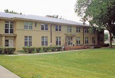 Austin College Campus - Coffin Hall (2008)