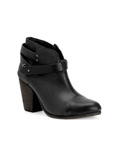 Harrow Boot - Black