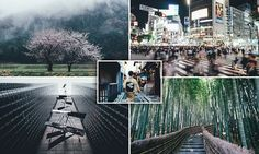 Stunning photographs show Japan like you have never seen it before