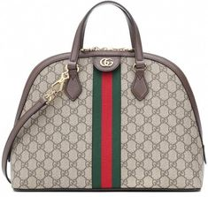 f9054c7e09b Add a heritage-inspired silhouette to your accessories edit with Gucci s  Ophidia shoulder bag.