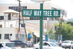 Half Way Tree RD. crossroads ...  #jamaica