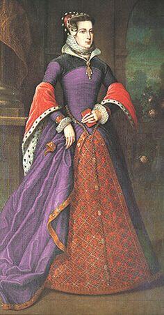 A bit early (Tudor vs. Elizabethan) interesting choice of colors Renaissance Costume, Renaissance Clothing, Renaissance Fashion, Renaissance Art, Los Tudor, Tudor Era, Historical Costume, Historical Clothing, 16th Century Fashion