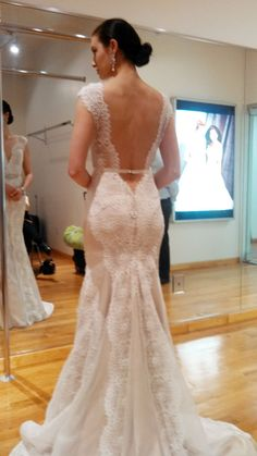 Leave the belt….and I'll take it! Beautiful!!!! Marisa Bridals 2014
