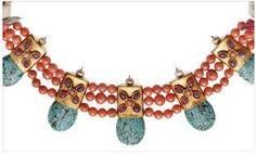 Resultado de imagen para diseños de collares de piedras