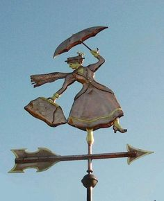 I must have this weathervane! It's practically perfect in every way!